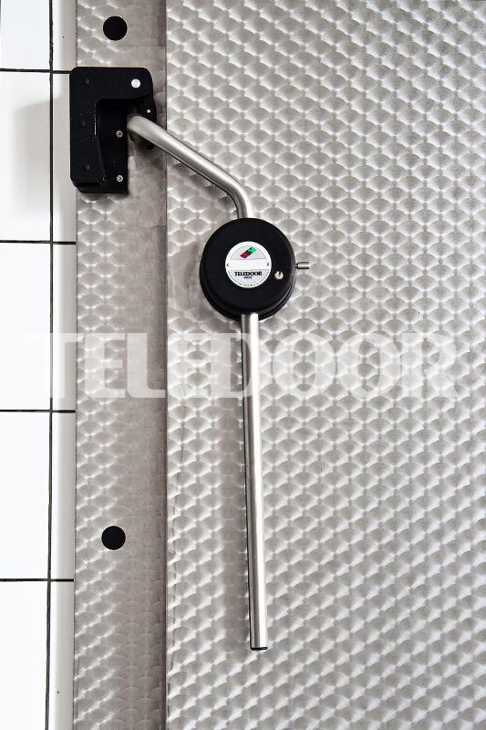 Запорное устройство откатной двери Unihebel.